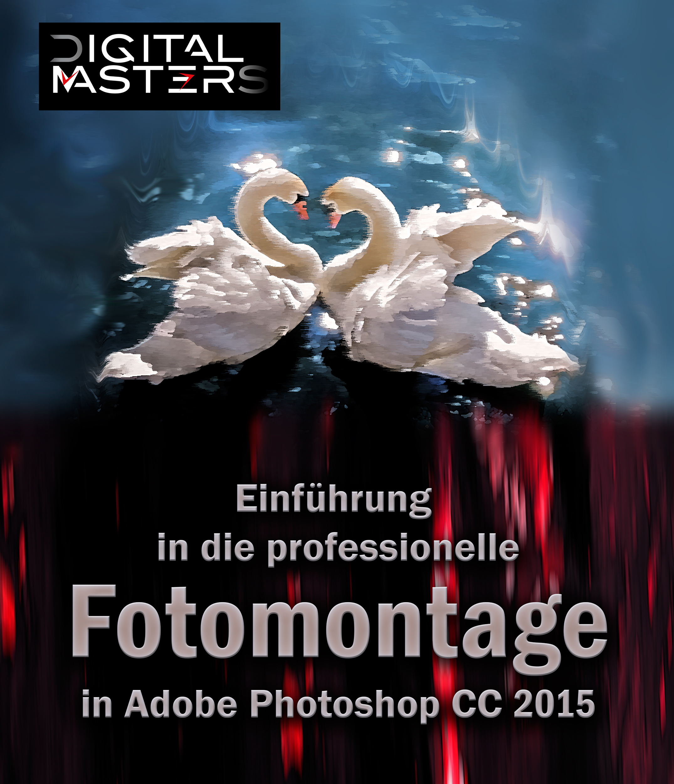Einführung in die professionelle Fotomontage in Adobe Photoshop CC
