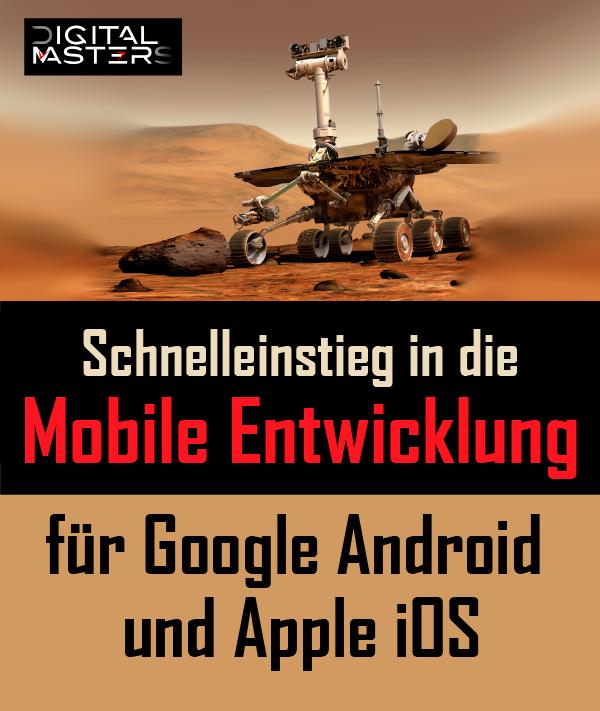 Coverbild: Schnelleinstieg in die mobile Web- und App-Entwicklung