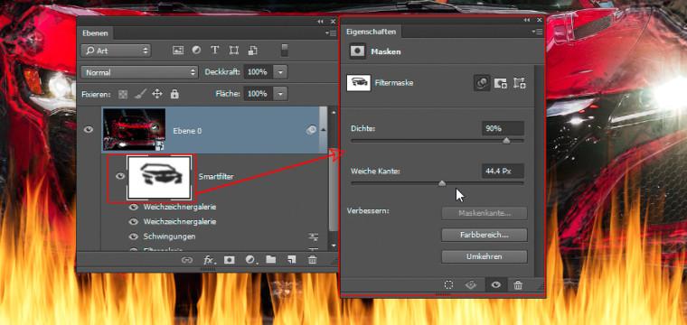 Arbeiten Sie in Adobe Photoshop bereits nicht-destruktiv?