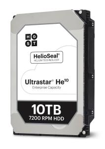 WD-HGST UltrastarHe10 10TB PMR