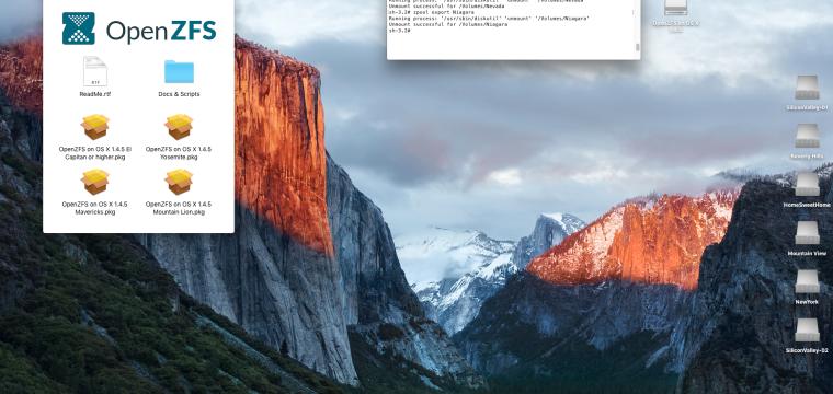 So schützen Sie sich vor dem Daten-GAU: OpenZFS für OS X gegen schleichenden Datenverlust und Dateisystem-Katastrophen