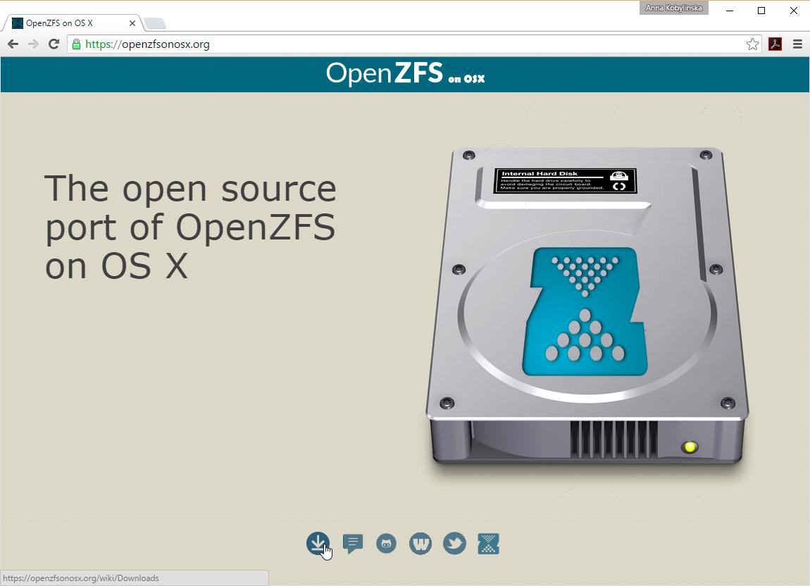 OpenZFS herunterladen