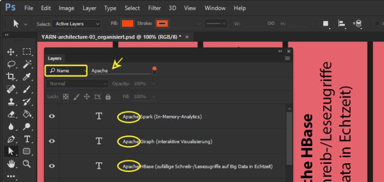 Produktivität: Ordnung schaffen in Adobe Photoshop CC