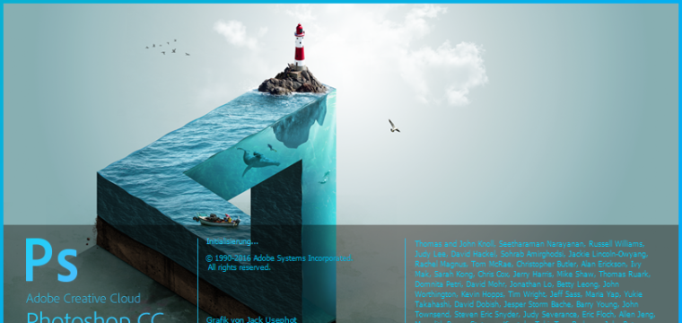 Photoshop: Ebenengruppen nutzen